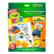 Crayola® 75-2345 Minions Color Wonder Mess Free Stamper