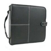 Memorex® TravelCase Active CD/DVD Wallet, Black (32020021625)