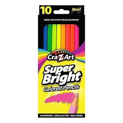 Cra-Z-Art® Hot n' Brite Pre-Sharpened Colored Pencil (10427-72)