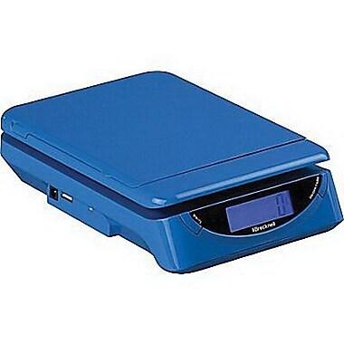 Brecknell Digital USB Postal Scale, Blue, 25 lbs. (PS25)