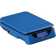 Brecknell Digital USB Postal Scale, Blue, 25 lbs. (PS25)