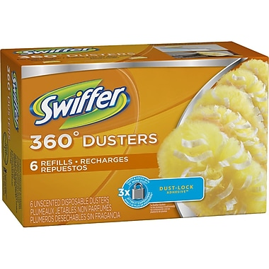 Swiffer® 360 deg Cleaning Duster Refill, Unscented (80210196)