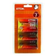 TDK® 77000010769 DVM Digital Video Cassette