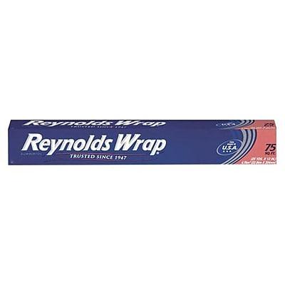 Standard Aluminum Foil Roll, 12