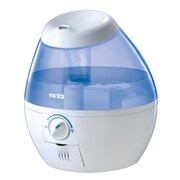 Vicks® Blue 0.5 gal Mini Filter Free Cool Mist Humidifier (VUL520W)