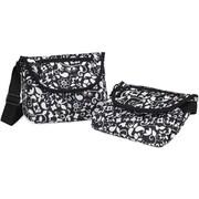 PACKIT® Uptown Messenger Bag, Vine (PKT-UP-VIN)