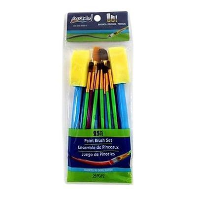 ArtSkills® Paint Brush Set, Multicolor (PA-1986)