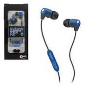 Skullcandy Riff Headphones with Mic, Blue