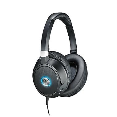 Audio Technica® QuietPoint ATH-ANC70 Active Noise-Cancelling Headphone, Black