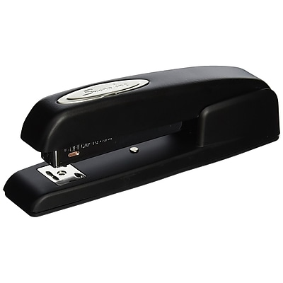 Swingline® 747® Metal Desktop Stapler, 25 Sheet Capacity, Black (74732)