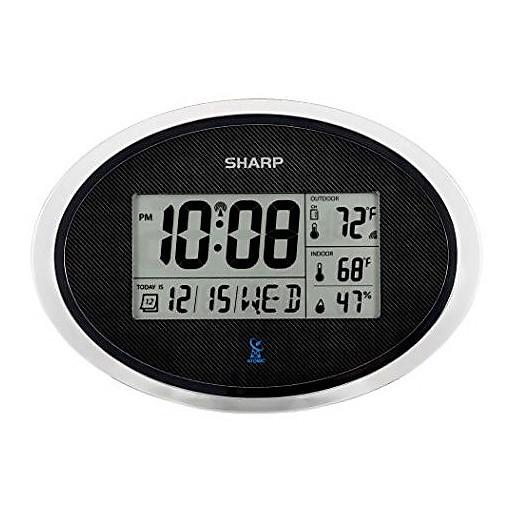Sharp Atomic Alarm Clock Unique Alarm Clock