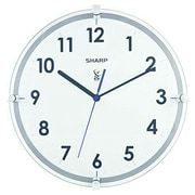 Ashton Sutton Sharp Atomic Wall Clock (SPC876)