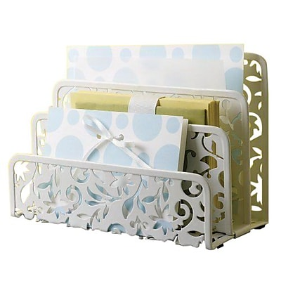 Design Ideas Steel Letter Holder 6