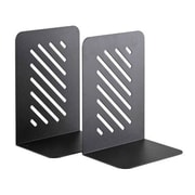 "MMF™ Steel Bookends 8 1/4"" x 4"" x 5 3/4 (24190004)"