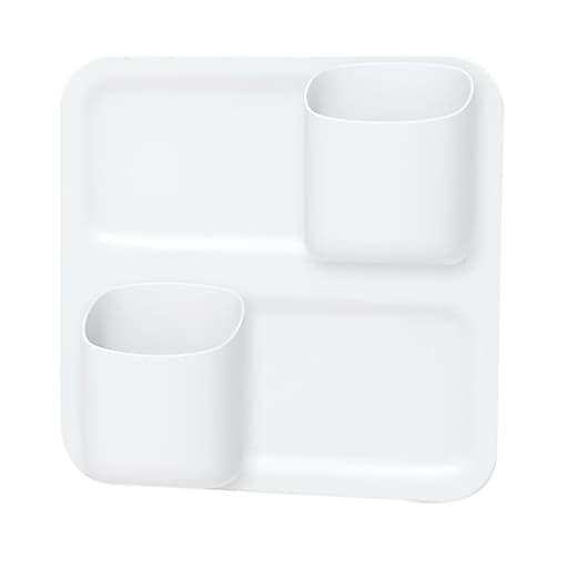 """Urbio Poly Starter Kit 10 4/16"""" x 10 4/16"""" x 4"""", White (PER002)"""