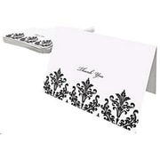 Gartner Thank You Card, White 50/Carton (81382)