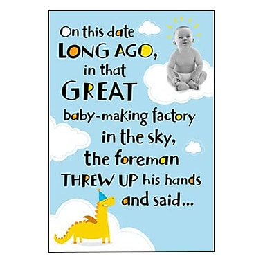 Hallmark Birthday Greeting Card, At Last! a Perfect One! Let's Go for a Beer! Happy Birthday (0295QUH3374)
