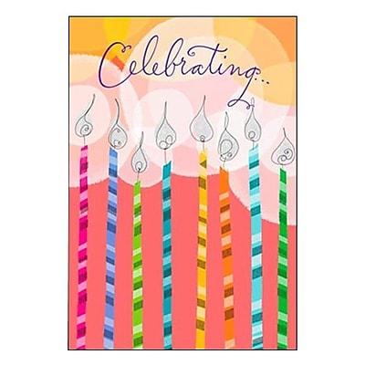 Hallmark Birthday Greeting Card, Celebrating (0295QUB2549)