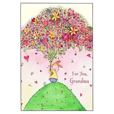 Hallmark Birthday Greeting Card, for You?Grandma (0295QUF3130)