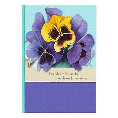Hallmark Birthday Greeting Card, Friends are the Family We Choose for Ourselves (0295QUF3077)