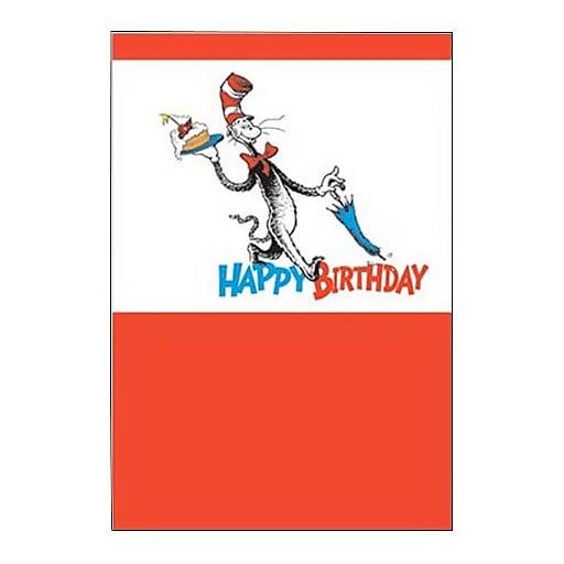 Hallmark Birthday Greeting Card, Happy Birthday (0250QUB2211)