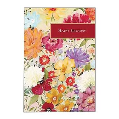 Hallmark Birthday Greeting Card, Happy Birthday (0250QUF3002)