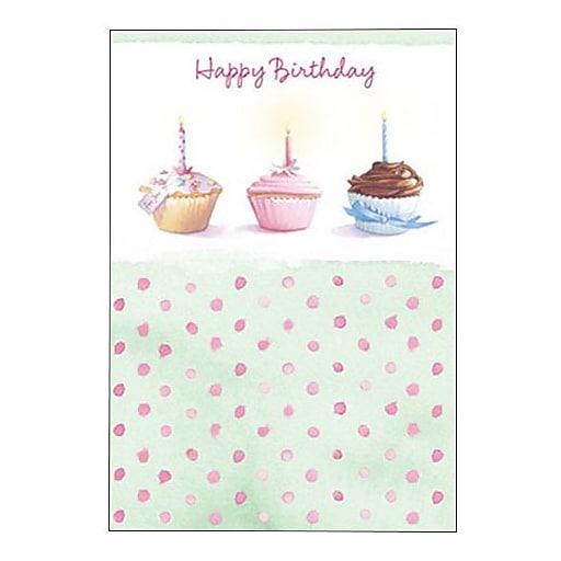 Hallmark Birthday Greeting Card, Happy Birthday (0295QUF3012)