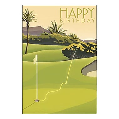 Hallmark Birthday Greeting Card, Happy Birthday (0295QUM4116)