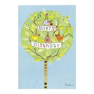 Hallmark Birthday Greeting Card, Happy Birthday (0375QUS4324)