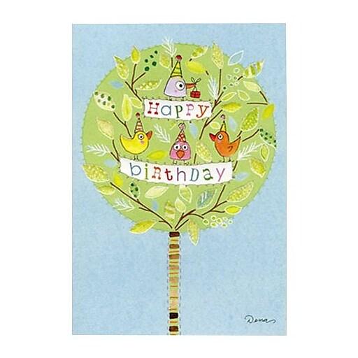 Hallmark Birthday Greeting Card, Happy Birthday (0375QUS4324)