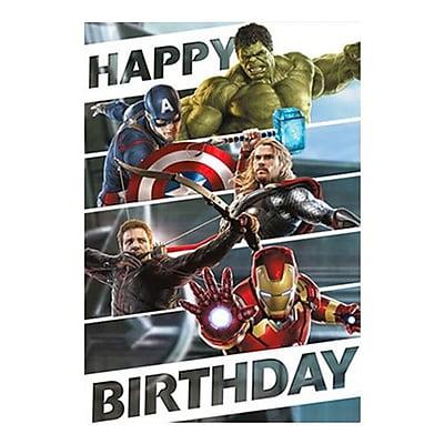 Hallmark Birthday Greeting Card, Happy Birthday (295QUJ3672)