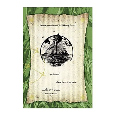 Hallmark Birthday Greeting Card, Happy Birthday to an Adventurous Spirit (0250QUM4103)