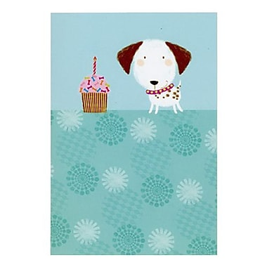 Hallmark Birthday Greeting Card, Happy Day Happy You Hope Every Single Wish Comes True! (0250QUB2232)