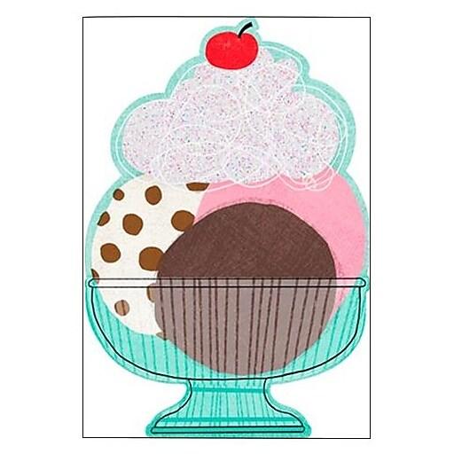 Hallmark Birthday Greeting Card, Indulge It's Your Day! (0395QUF3214)