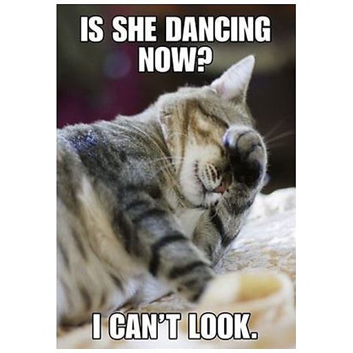 Hallmark birthday greeting card is she dancing now i cant look httpsstaples 3ps7is images for hallmark birthday greeting card is m4hsunfo