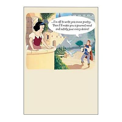 Hallmark Birthday Greeting Card, May All Your Wildest Birthday Dreams Come True (0250QUF3001)