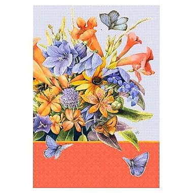 Hallmark Birthday Greeting Card, May You Enjoy Every Moment of Your Birthday (0395QUB2302)