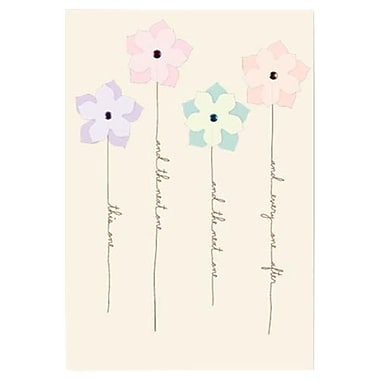 Hallmark Birthday Greeting Card, This One and the Next one and the Next One and Every One After (0595QUF3220)