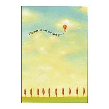 Hallmark Birthday Greeting Card, Wherever the Next Year Takes You?(0250QUB2212)