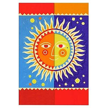 Hallmark Birthday Greeting Card, Wishing You?.. the Sun...the Moon...the Stars...Happy Birthday (0395QUB2298)