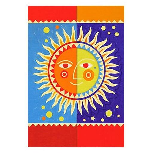 Hallmark Birthday Greeting Card Wishing You The Sunthe Moonthe StarsHappy 0395QUB2298