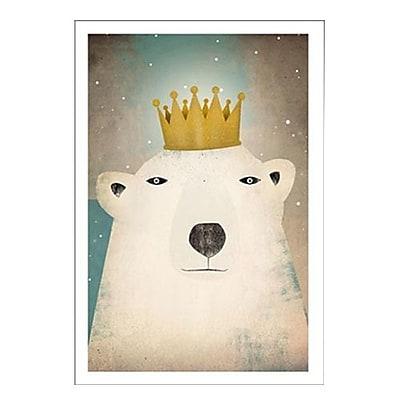 Hallmark Birthday Greeting Card, with Patience, Wisdom, and Love, You Rule. Happy Birthday (0295QUM4203)