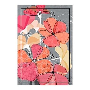 Hallmark Blank Greeting Card, Thermography (0295QBK1407)