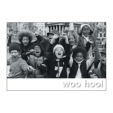 Hallmark Congratulations Greeting Card, Woo Hoo! (0295QSO1802)