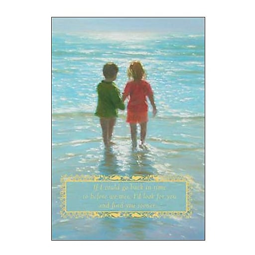 Hallmark Love Greeting Card, Foil (0295QUL3905)