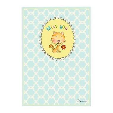Hallmark Miss You Greeting Card, Love You (0295QFR1637)