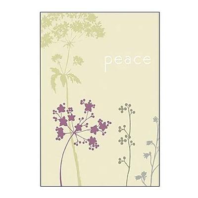 Hallmark Sympathy Greeting Card, Peace (0295QSY1919)