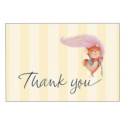 Hallmark Thank You Greeting Card, Thank You (0250QTY2001)