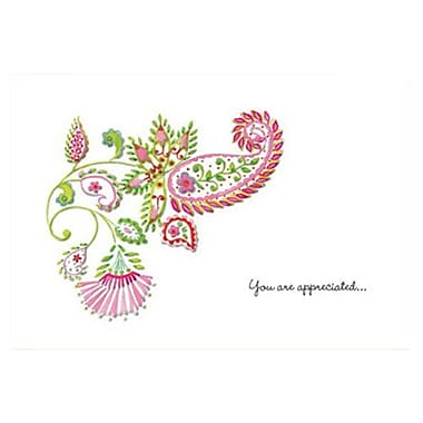 Hallmark Thank You Greeting Card, You are Appreciated (0495QTY2064)