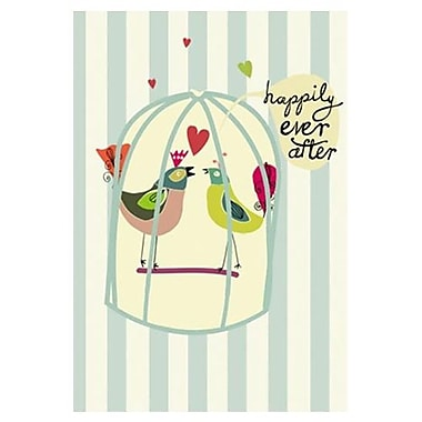 Hallmark Wedding Greeting Card, Happily Ever After (0395QUW4555)